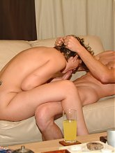 This mature couple loves to fuck their asses off