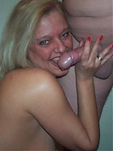 she likes to suck balls